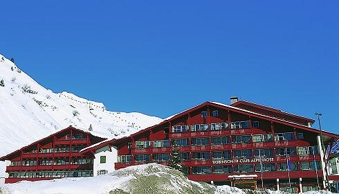 Clubanlage Alpenrose