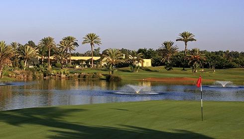 Golfanlage in Agadir