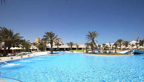 Pool Robinson Djerba