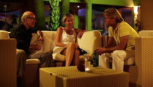 Gespräche im Robinson Club Soma Bay