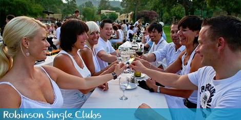 Robinson Single Clubs für Alleinreisende